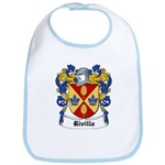 Rivilla Coat of Arms Bib
