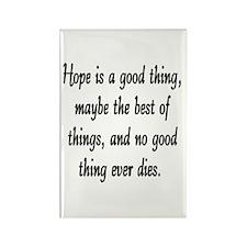 HOPE... Rectangle Magnet