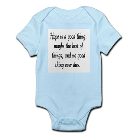 HOPE... Infant Bodysuit