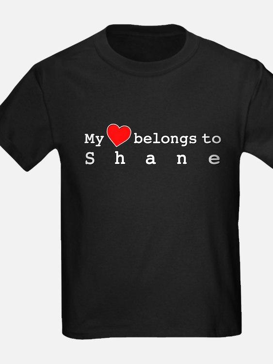 My Heart Belongs To Shane T