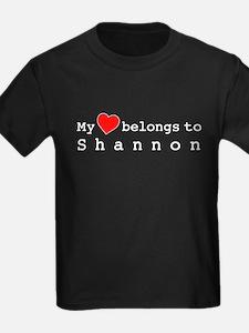 My Heart Belongs To Shannon T