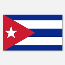 Flag of Cuba Decal