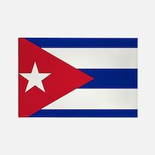Flag of Cuba Rectangle Magnet