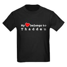 My Heart Belongs To Thaddeu T