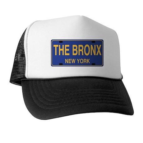Bronx Retro Plate Trucker Hat