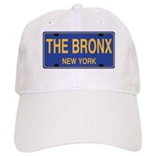 Bronx Retro Plate Baseball Cap
