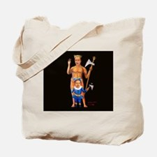 Cameron Clegg: Bloody Cuts Tote Bag