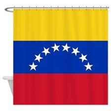 Flag of Venezuela Shower Curtain