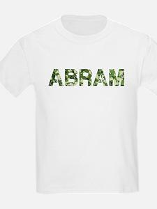 Abram, Vintage Camo, T-Shirt