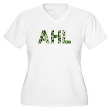 Ahl, Vintage Camo, T-Shirt