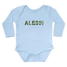 Alessi, Vintage Camo, Onesie Romper Suit