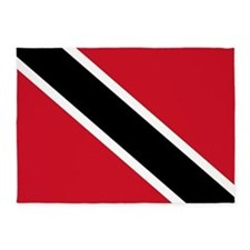 Trinidad and Tobago Flag 5'x7'Area Rug