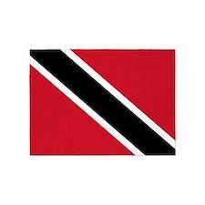 Trinidad and Tobago Flag 5'x7'Area Rug