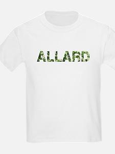 Allard, Vintage Camo, T-Shirt