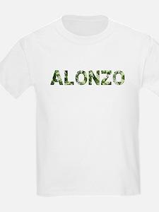 Alonzo, Vintage Camo, T-Shirt