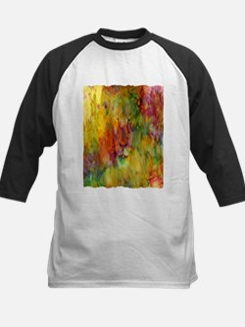 tie dye colorful lion art illustration Tee