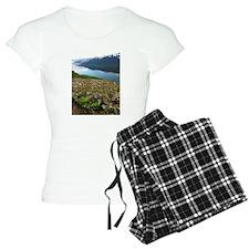 Backpacking Alaska Mountains Pajamas