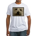 The Soul of a Terrier  Fitted T-Shirt