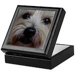 The Soul of a Terrier Keepsake Box