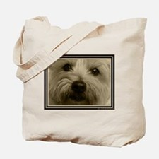 The Soul of a Terrier  Tote Bag