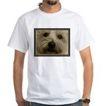 The Soul of a Terrier White T-Shirt
