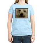The Soul of a Terrier  Women's Pink T-Shirt