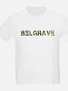 Belgrave, Vintage Camo, T-Shirt