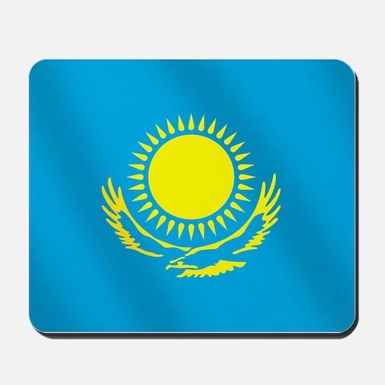 Flag of Kazakhstan Mousepad