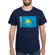 Flag of Kazakhstan T-Shirt