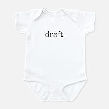 Draft Infant Creeper