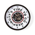 SHHS Wall Clock