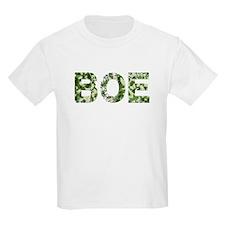 Boe, Vintage Camo, T-Shirt