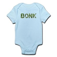 Bonk, Vintage Camo, Infant Bodysuit