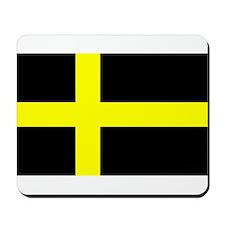 Flag of Härjedalen Mousepad