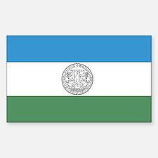 Flag of Jämtland Decal