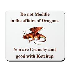Crunchy Mousepad