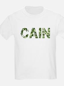 Cain, Vintage Camo, T-Shirt