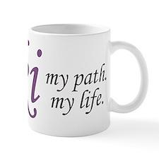 Reiki. My path. My life. Mug