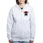 Australian MMA Women's Zip Hoodie