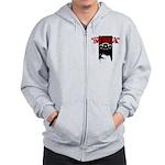 Australian MMA Zip Hoodie