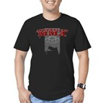 Australian MMA Men's Fitted T-Shirt (dark)
