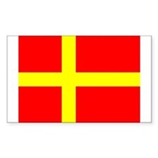 Flag of Skåne Decal