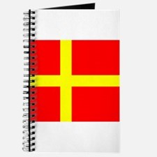 Flag of Skåne Journal