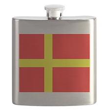 Flag of Skåne Flask