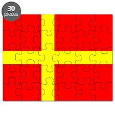 Flag of Skåne Puzzle