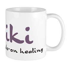 Reiki Ancient Healing Mug