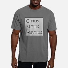 Funny Sports motto Mens Comfort Colors Shirt