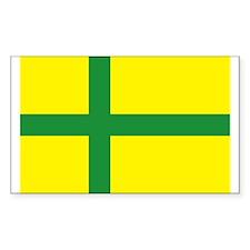 Flag of Gotland Decal