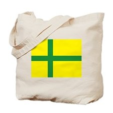 Flag of Gotland Tote Bag