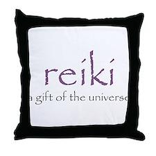 Reiki Universal Gift Throw Pillow